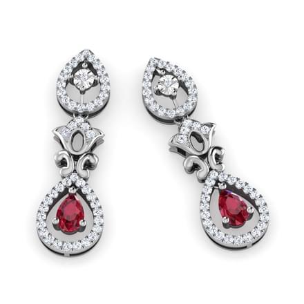Sarah Graceful Drop Earrings