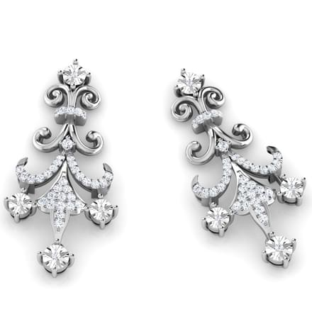 Victoria Glorious Drop Earrings
