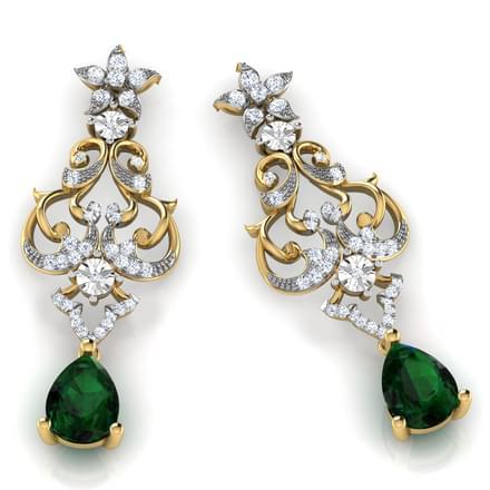 Margaret Angelic Drop Earrings