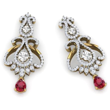 Helen Magnificent  Drop Earrings