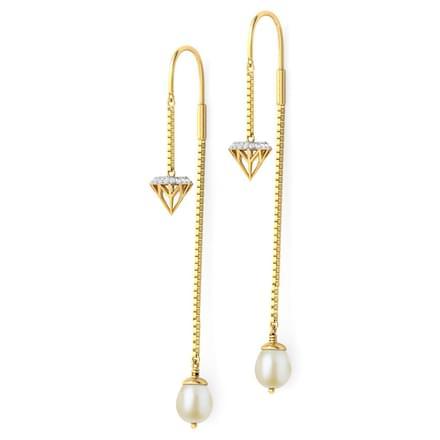 12e3a730b Dido Diamond Sui Dhaaga Jewellery India Online - CaratLane.com