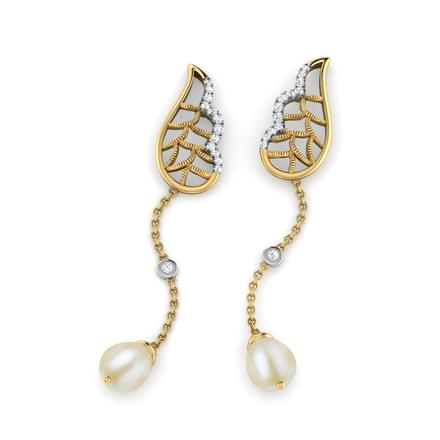 Suki Wing Drop Earrings