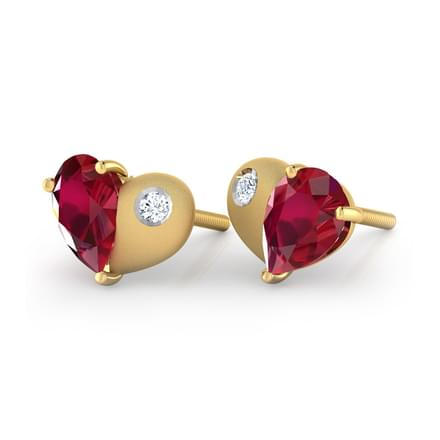 Amy Sweet Love Stud Earrings