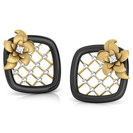 Lily Bloom Stud Earrings