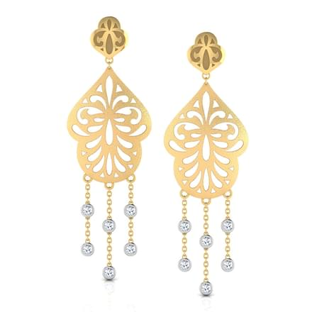 Ellie Grandeur Drop Earrings