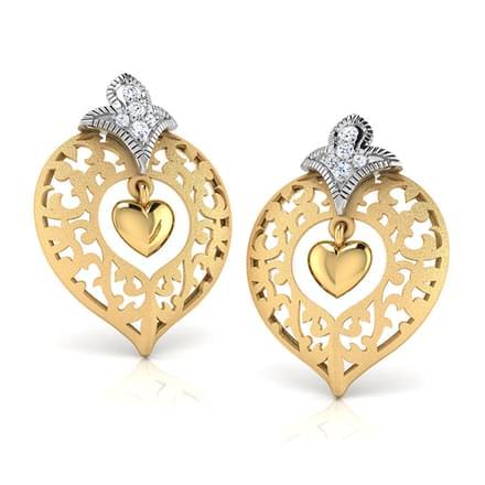 Zoey Glint Stud Earrings