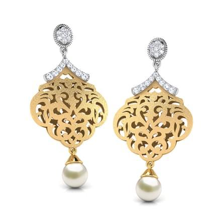 Mila Grand Drop Earrings