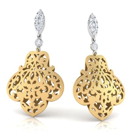Victoria Elegance Drop Earrings