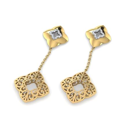 Claire Poise Drop Earrings