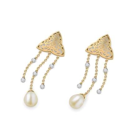 Stella Opulence Drop Earrings
