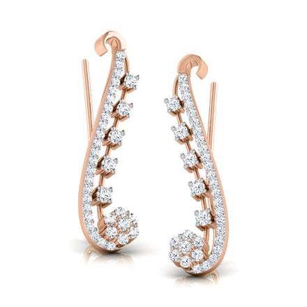 Blush Aadila Arrey Ear Cuffs