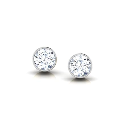Jacey Sparkling Stud Earrings