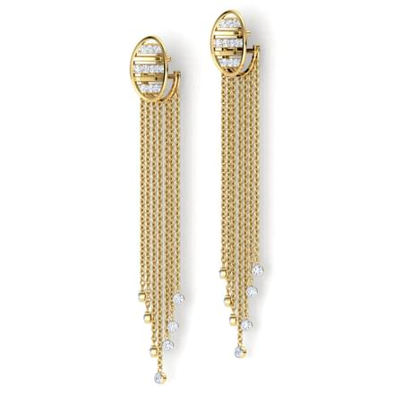 Jessie Tassel Earrings