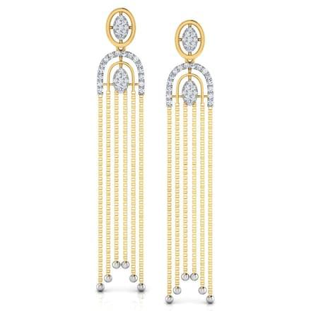Alecia Tassel Earrings