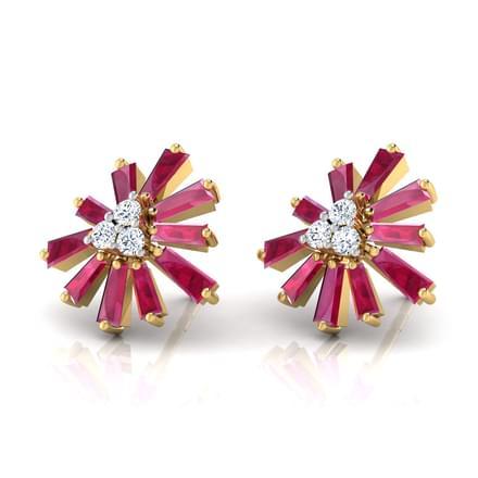 Scintilla Stud Earrings