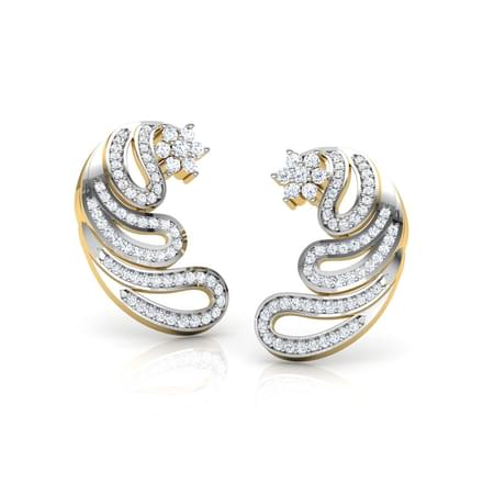 Kalka Stud Earrings