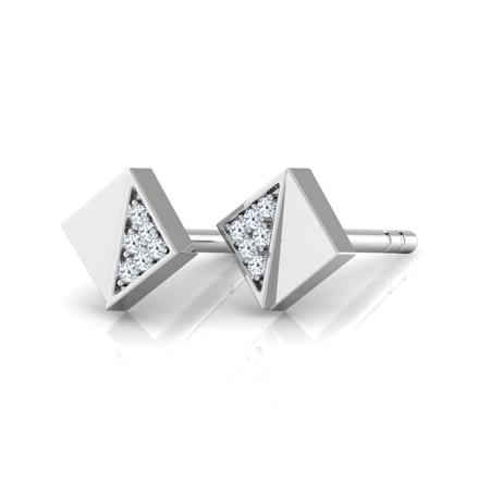 Squarish Multi Pierced Earrings