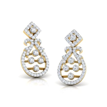 Opulent Drop Earrings