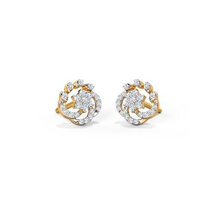 9fd5ff975 Charm Cluster Stud Earrings Jewellery India Online - CaratLane.com