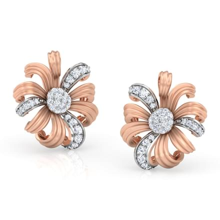 Daisy Bloom Stud Earrings