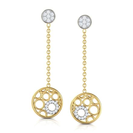Bubbles Drop Earrings