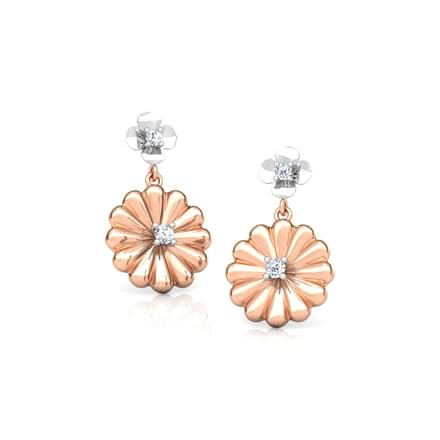 Tiya Bloom Drop Earrings