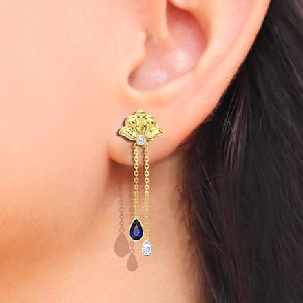 Mishka Bloom Drop Earrings