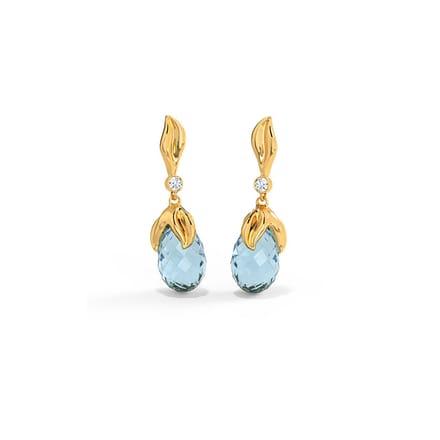 Elegant Dewdrops Drop Earrings