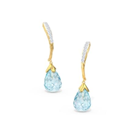 f8313de75 1751 Earrings Designs, Gold and Diamond Earrings Price starting @ Rs ...