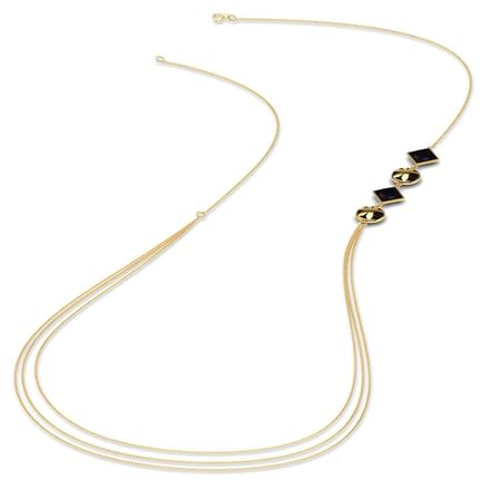 Fragile Pebble Necklace