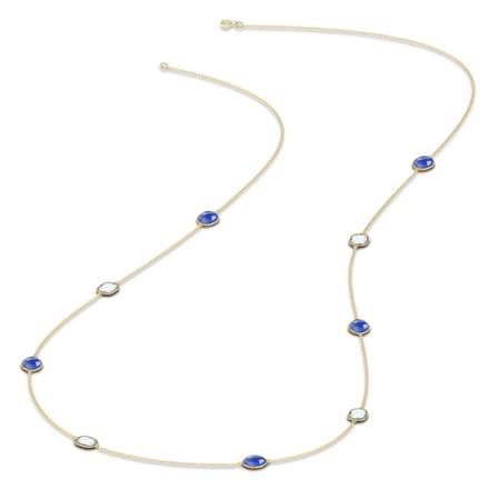 Cassia Pebble Necklace