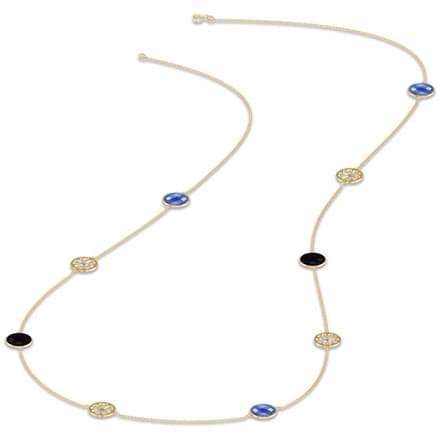 Mystique Pebble Necklace