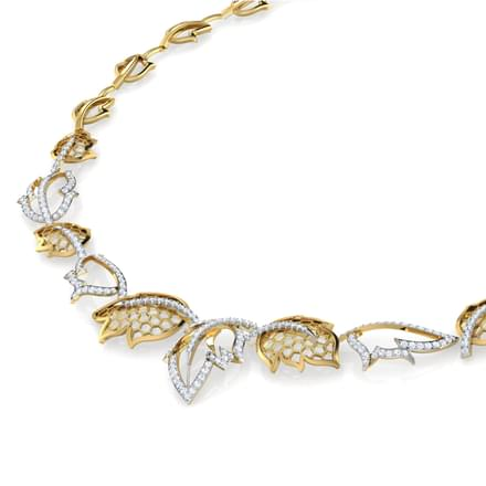 Ilona Maple Leaf Necklace