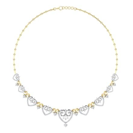 Louisa Dainty Necklace
