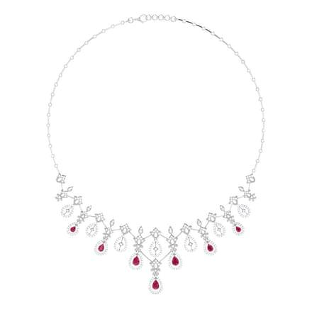 Sarah Graceful Necklace