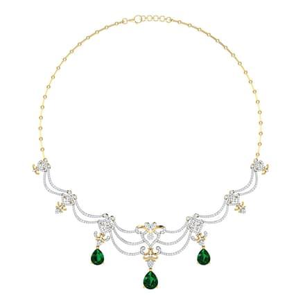 Eloise Royal Necklace