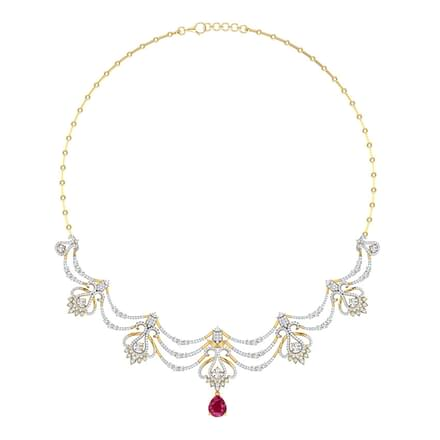 Helen Layered Magnificent  Necklace