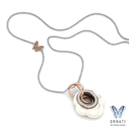 Felis Moonstone Necklace