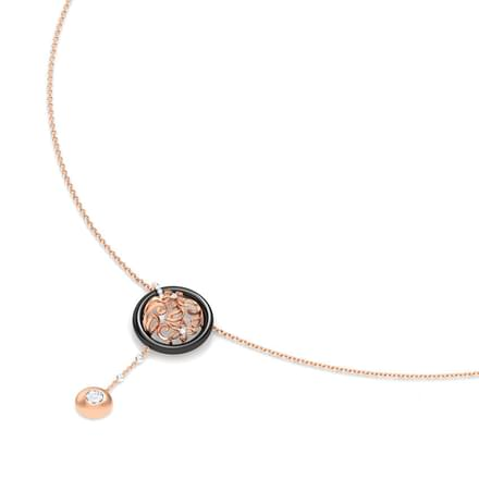 Oval Sway Necklace