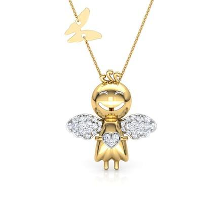 Bijou Fairy Necklace