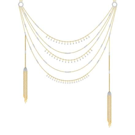 Diana Tassel Necklace
