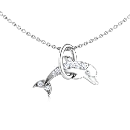 Willy Dolphin Necklace