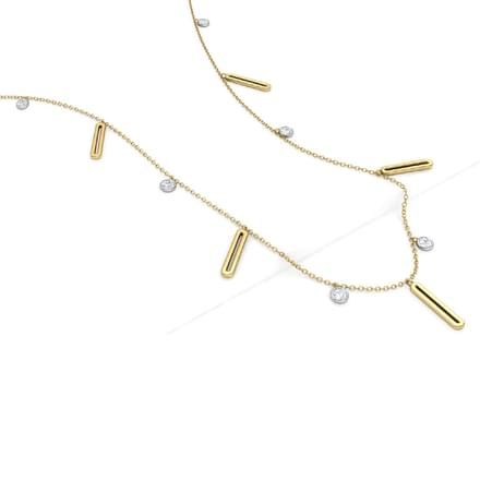 Linear Sway Necklace