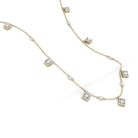 Quad Sway Necklace