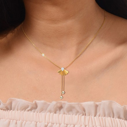 Sway Crown Necklace