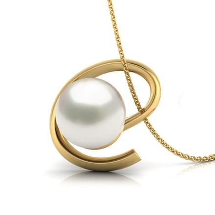 Elegance Pearl Pendant