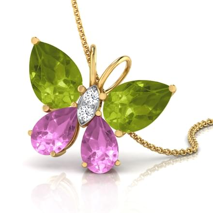 Pretty Butterfly Pendant