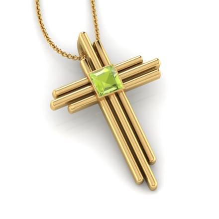 Deco peridot cross pendant jewellery india online caratlane deco peridot cross pendant deco peridot cross pendant mozeypictures Image collections