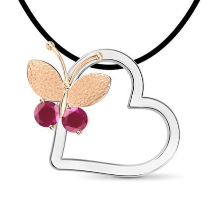 Flutter Love Pendant