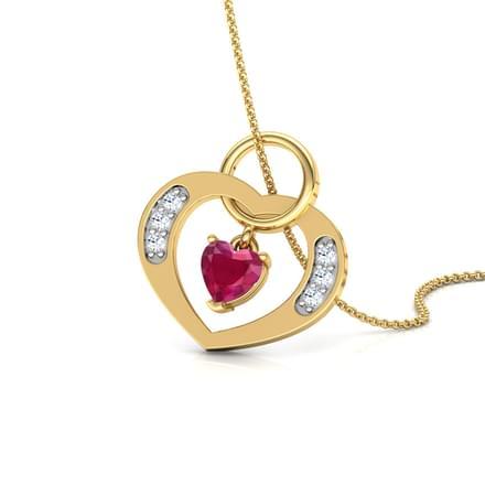 Amor Heart Pendant